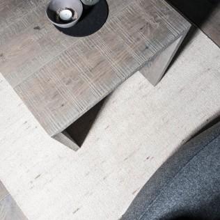 Schurwollteppich Rofan auf Wunschmaß konfigurierbar, handgewebt in Österreich