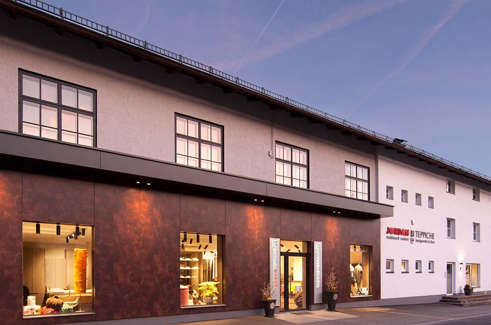 Jordan Teppiche Wollwerkstatt - Geschäft in Breitenbach